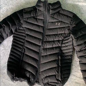 Under Armour puffer coat